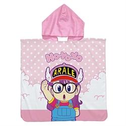 IQ博士小雲小童吸水毛巾沙灘斗篷191KQW01