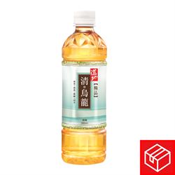 道地極品清烏龍茶500毫升x24(1箱)