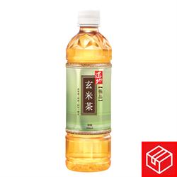 道地極品玄米茶500毫升x24(1箱)